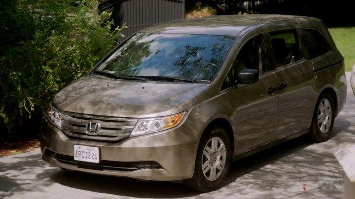 Wonderful 2011 Honda Odyssey LX [RL5]