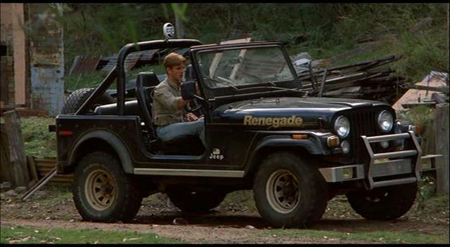 IMCDb.org: 1977 Jeep CJ-7 Renegade in \