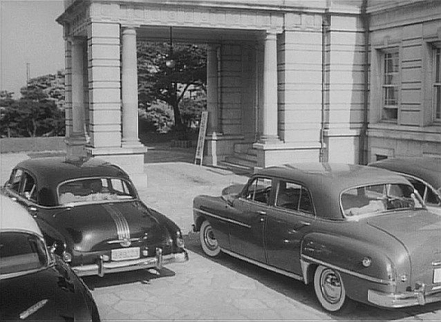 1950 dodge coronet four door sedan d 34 in for 1950 dodge coronet 2 door