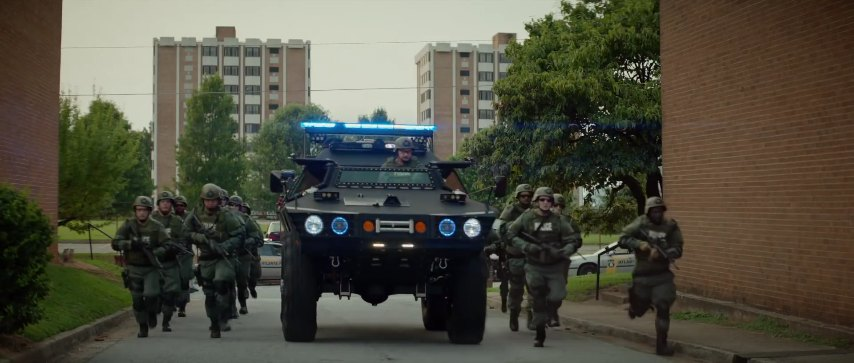 Cadillac-Gage Commando V100
