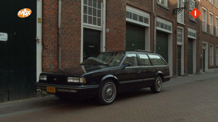 Gas Mileage of 1990 Chevrolet Celebrity - fueleconomy.gov