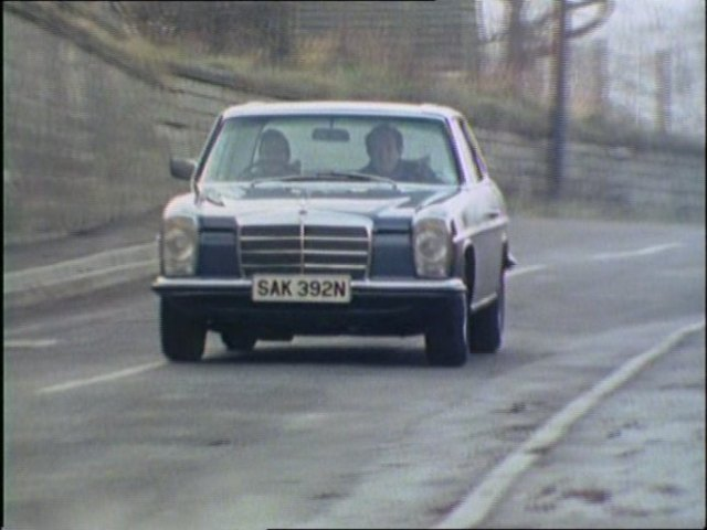 1974 mercedes benz 280 ce w114 in the hanged for 1974 mercedes benz 280