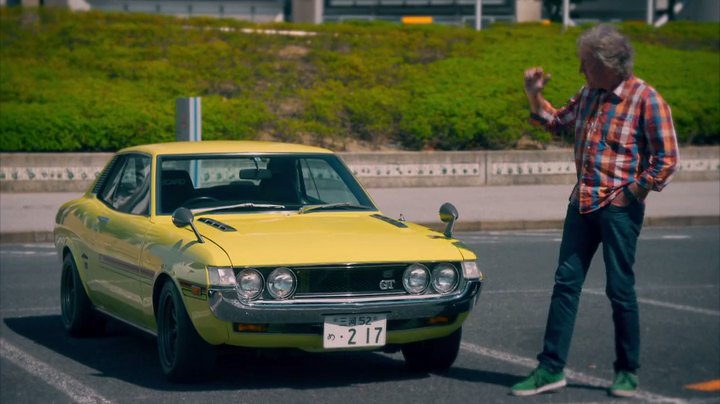 Imcdb Org 1971 Toyota Celica 1600 Gt Ta22 In Quot James May
