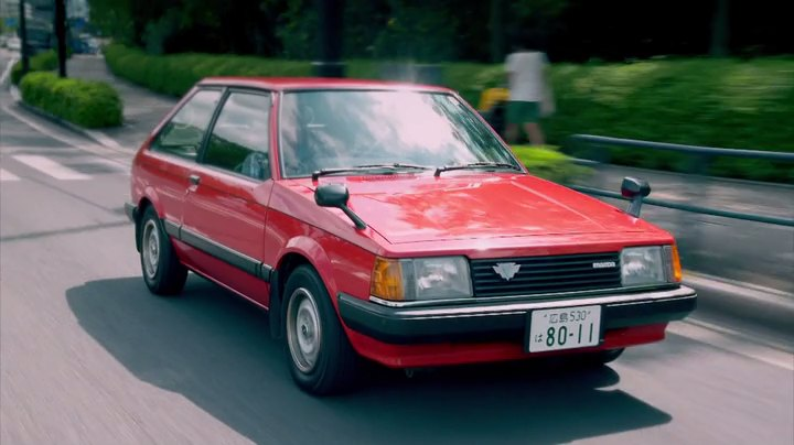 Imcdb Org 1980 Mazda Familia Xg Bd In James May S Cars Of The