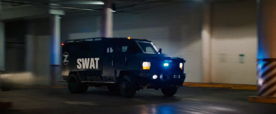 "2016 Ford Super Duty >> IMCDb.org: Lenco BearCat Replica [G3] in ""Jason Bourne, 2016"""