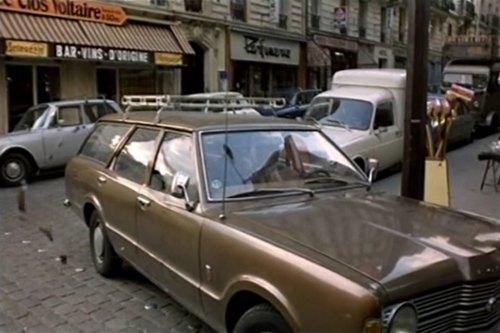 1971 ford taunus break tc1 in l 39 amour viol. Black Bedroom Furniture Sets. Home Design Ideas