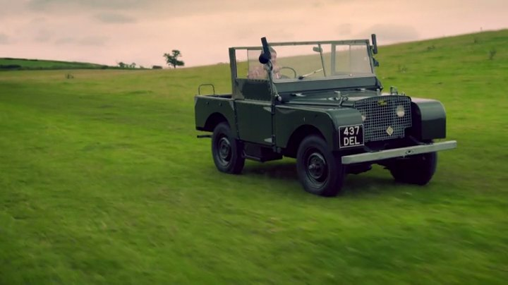 1949 Land-Rover 80'' Series I