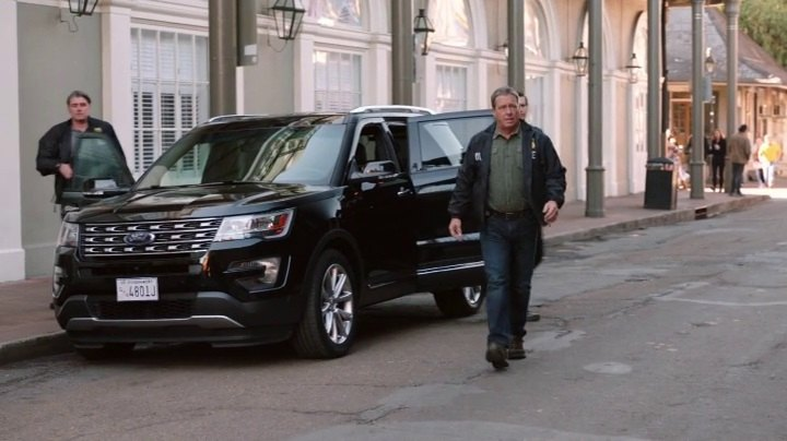 """Ford Excursion 2018 >> IMCDb.org: 2016 Ford Explorer Limited [U502] in """"NCIS: New ..."""