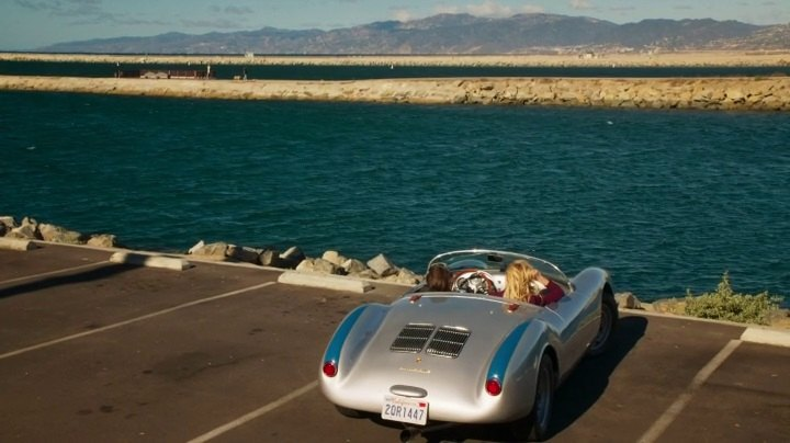 "imcdb: 1955 porsche 550 spyder replica in ""ncis: los angeles"