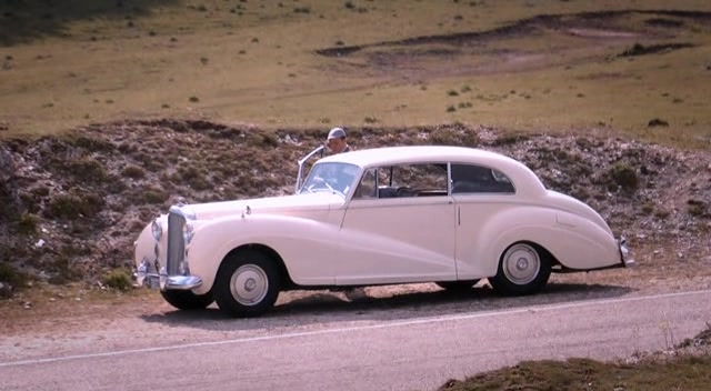 1952 Bentley Mk.VI Two-Door Sports Saloon James Young 4¼ litre [B350NZ]
