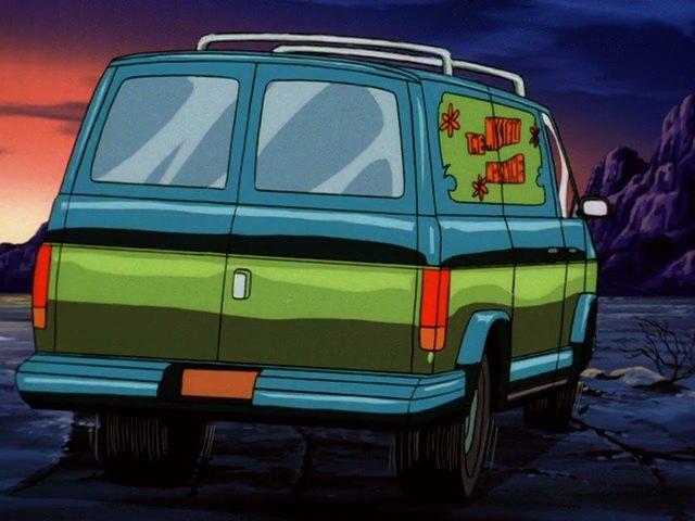 Imcdb Org 1995 Chevrolet Astro Mystery Machine News Van