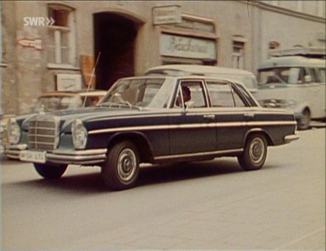 1968 Mercedes-Benz 280 S Automatic [W108]