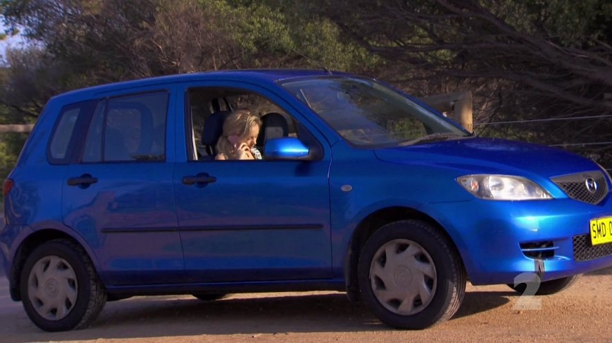 2002 mazda 2 neo dy in home and away 1988 2019. Black Bedroom Furniture Sets. Home Design Ideas