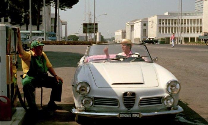 Imcdb 1962 Alfa Romeo 2600 Spider Touring 10601 In Un