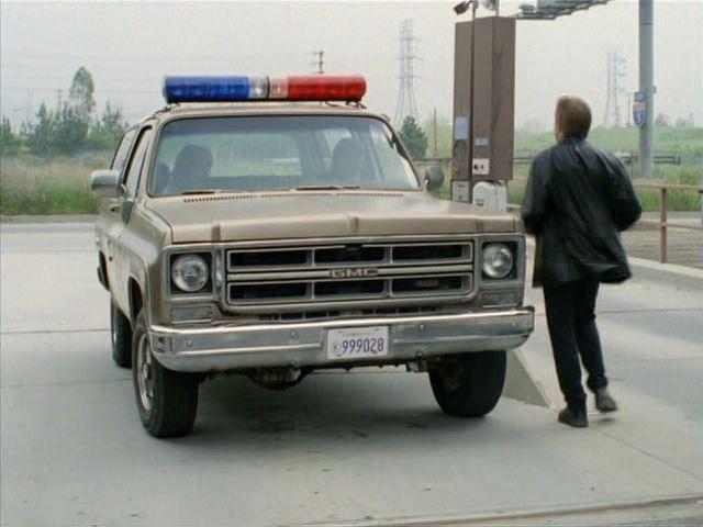 """Used Ford Raptor >> IMCDb.org: 1976 GMC Jimmy in """"Raptor, 2001"""""""