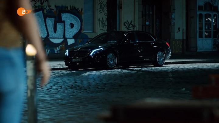 Imcdborg 2015 Mercedes Maybach S Klasse X222 In Ein
