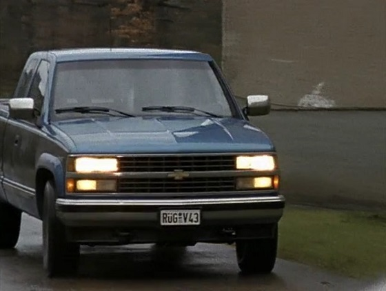 1990 Chevrolet C-Series Extended Cab