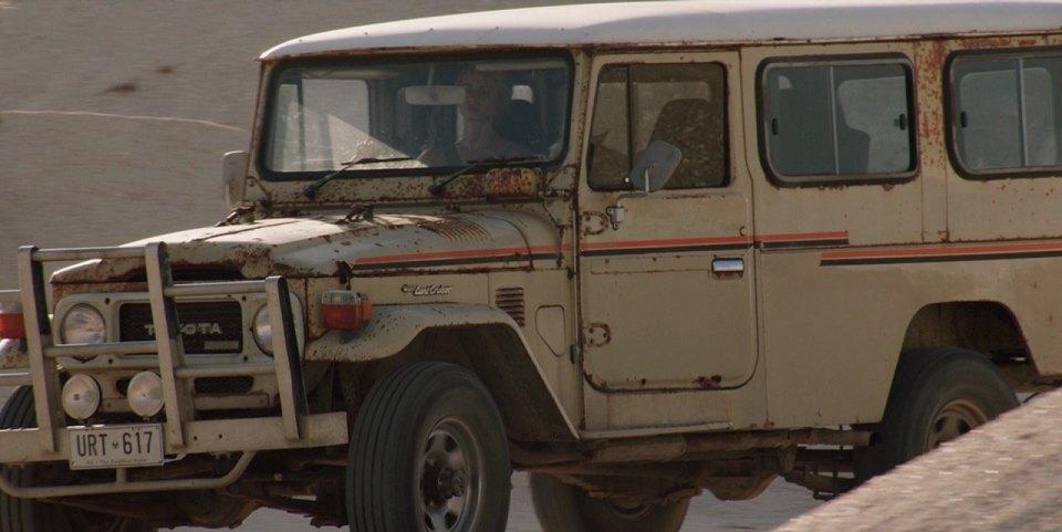 1974 Toyota Land Cruiser [J40]