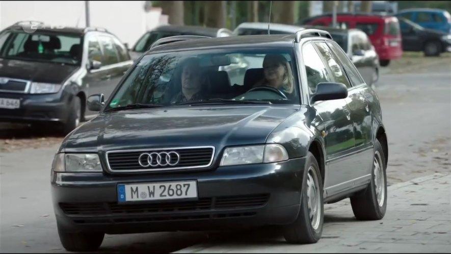 Imcdb 1998 Audi A4 Avant B5 Typ 8d In Die Chefin 2012 2018