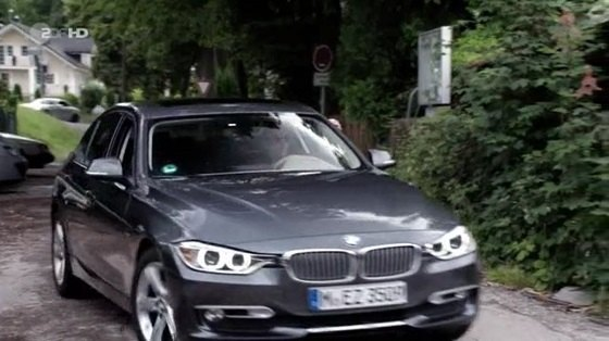 2012 BMW 3 Luxury [F30]