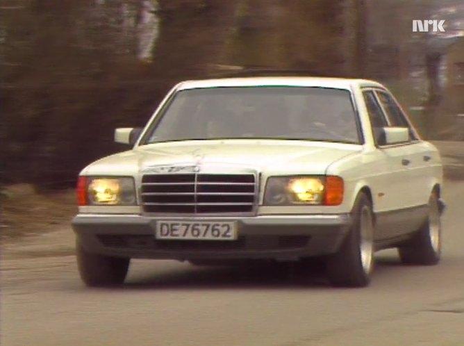 1983 mercedes benz 280 se w126 in yenvitne. Black Bedroom Furniture Sets. Home Design Ideas