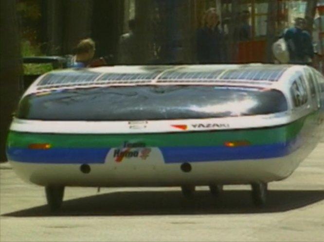 Imcdb Org Yazaki Solar Ed Race Car In Bill Nye The Science Guy 1993 1998