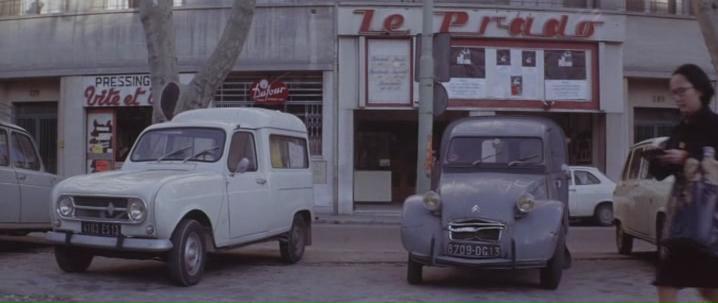Imcdb 1969 Renault 4 Fourgonnette Vitre R2105 In Hit 1973