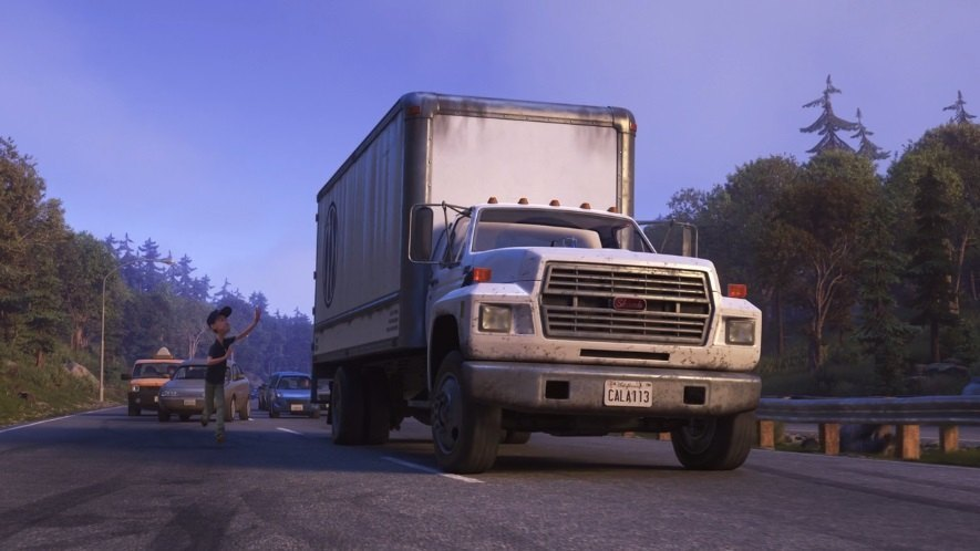 Imcdb Org 1985 Ford F Series Medium Duty In Quot Finding Dory