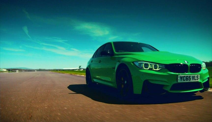 IMCDb.org: 2015 BMW M3 [F80] in