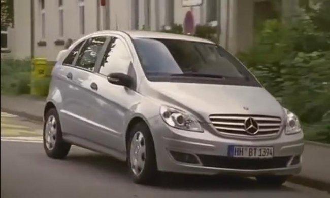 Imcdb Org Mercedes Benz B Klasse W245 In Die Rettungsflieger