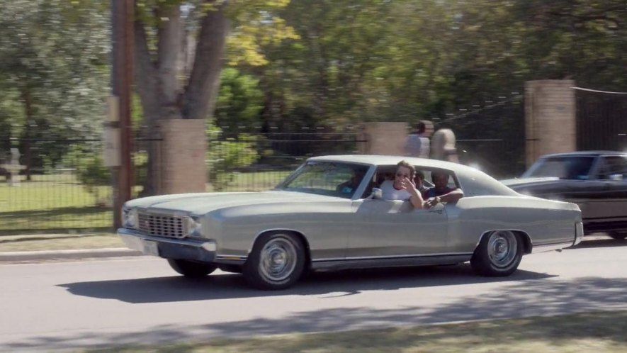 Imcdb Org 1972 Chevrolet Monte Carlo In Everybody Wants Some 2016