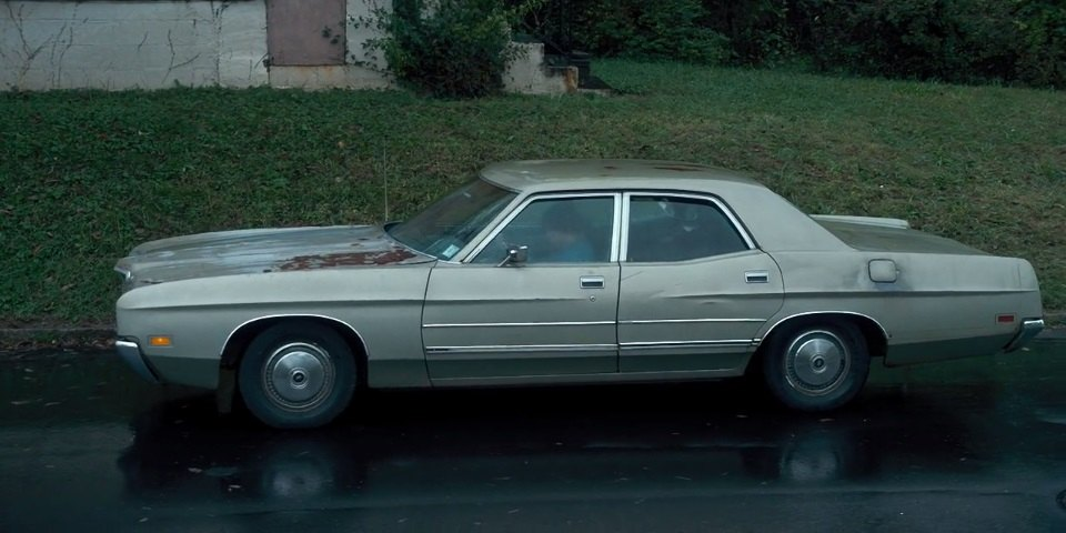 Imcdb Org 1971 Ford Galaxie 500 In Stranger Things 2016 2019