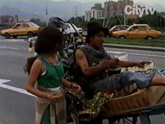 imcdborg 1985 dacia 1310 in quotla vendedora de rosas 1998quot