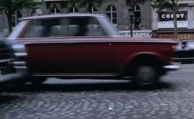 Imcdb 1961 Fiat 1500 115 In 3 Piger I Paris 1963