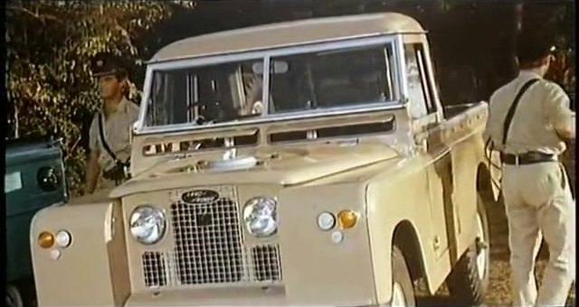 1958 Land-Rover 88'' Series II (by default)