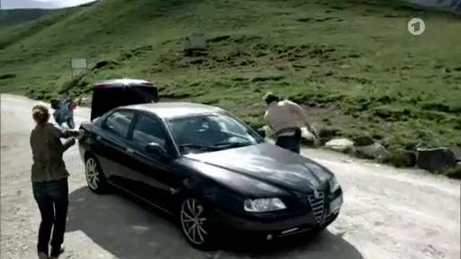 Imcdb 2004 Alfa Romeo 166 936 In Der Bozen Krimi 2015 2018