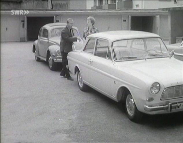 1963 ford taunus 12m p4 in kommissar freytag. Black Bedroom Furniture Sets. Home Design Ideas