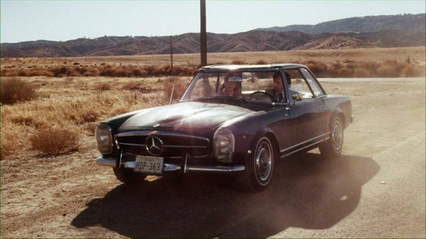 1967 Mercedes-Benz 250 SL [W113]