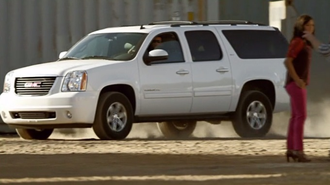 2007 GMC Yukon XL [GMT932]