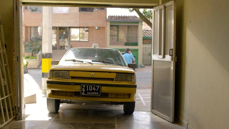 Renault 9 Taxi X42