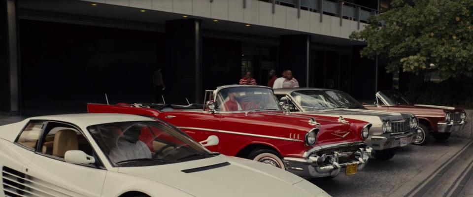 Imcdb Org 1957 Chevrolet Bel Air Convertible 2434 In Quot Straight Outta