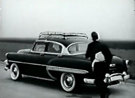 1954 chevy belair 4 door sedan