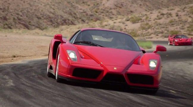 Imcdb 2004 Ferrari Enzo In Jay Lenos Garage 2006 2018