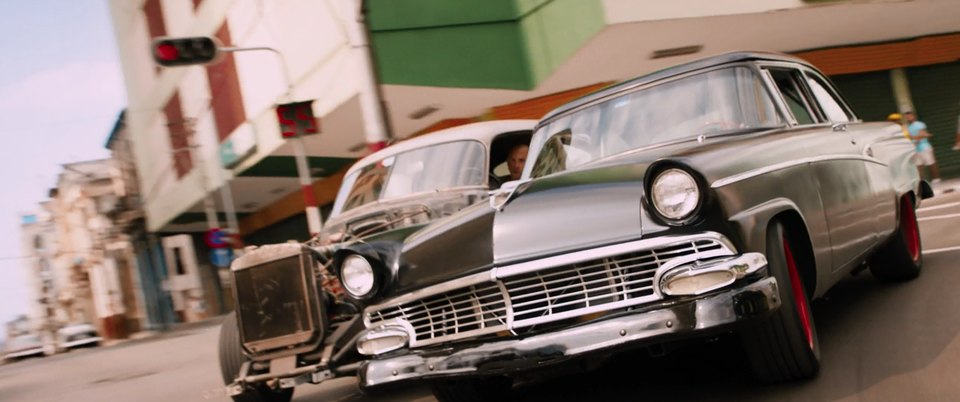 1956 Ford Customline Tudor Sedan [70B]