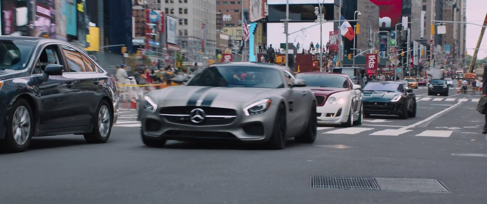 2016 Mercedes-AMG GT S [C190]