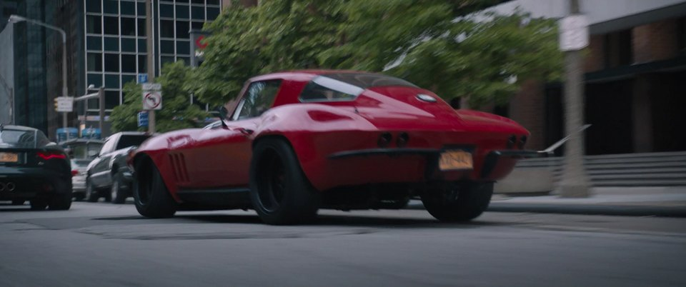 "Chevrolet Corvette Stingray >> IMCDb.org: 1966 Chevrolet Corvette Sting Ray C2 in ""The Fate of the Furious, 2017"""