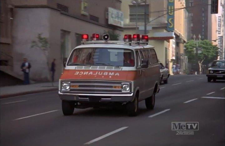 IMCDb org: 1974 Dodge Sportsman [B-300] in