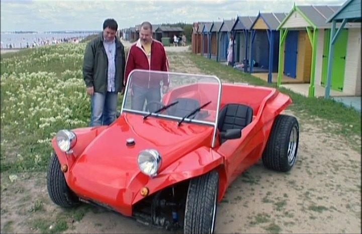 1969 Custom Made Dune Buggy Predator Kit On Volkswagen Beetle Chis