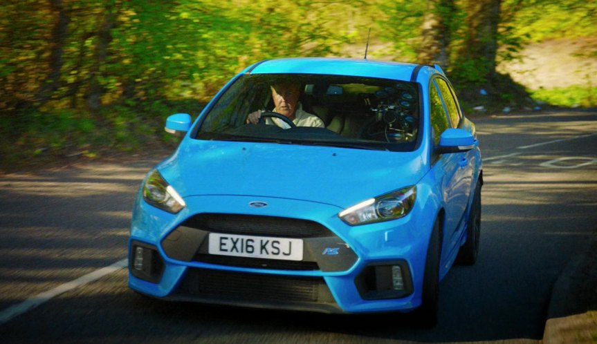 2016 Ford Focus RS MkIII