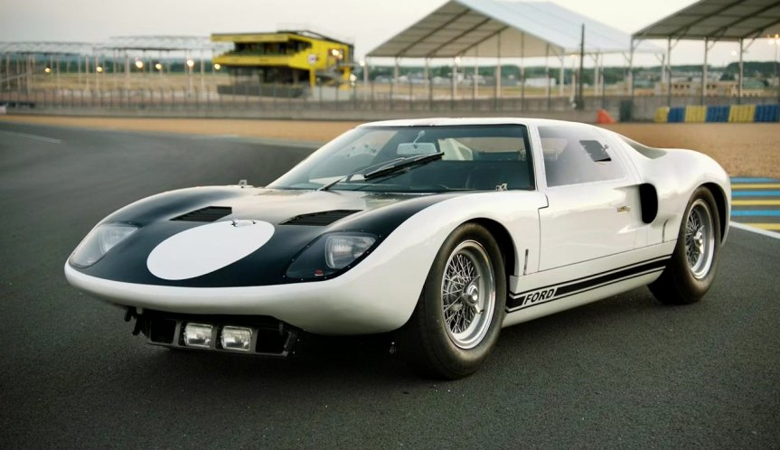 Imcdb Org  Ford Gt  Prototype Replica By Gelscoe Motorsport Mki In The Grand Tour